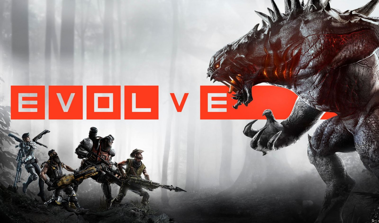 EVOLVE by Turtle Rock Studios