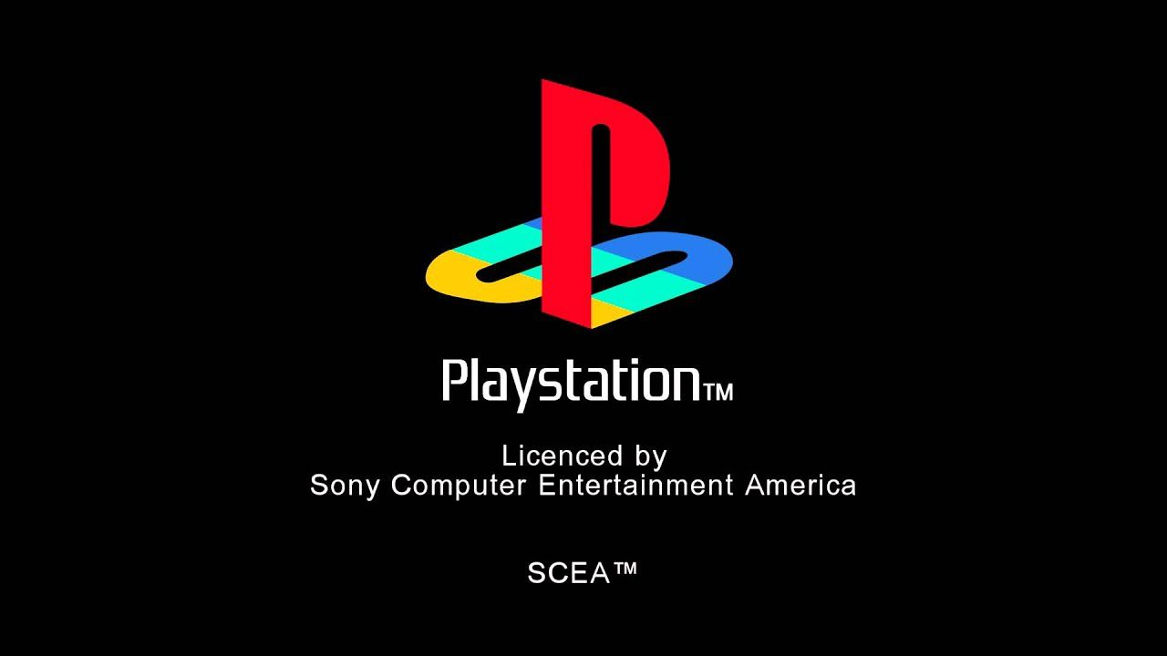 Playstation One Opening Logo's 1080p (Created in Vegas) - YouTube