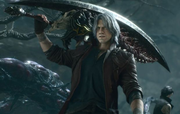 Devil May Cry 5 Videojuego
