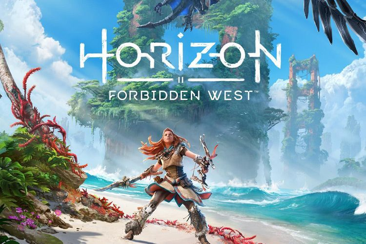 Portada Horizon Forbidden West