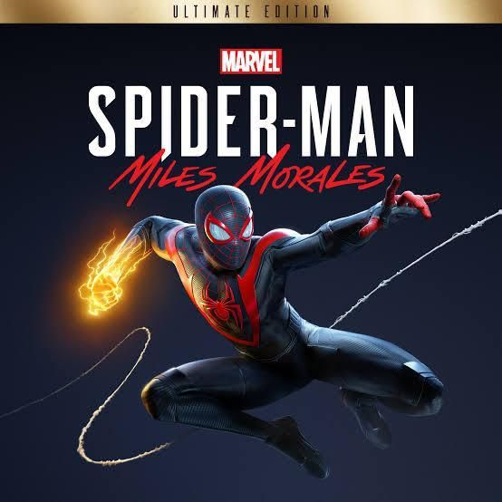 Miles Morales - Spiderman