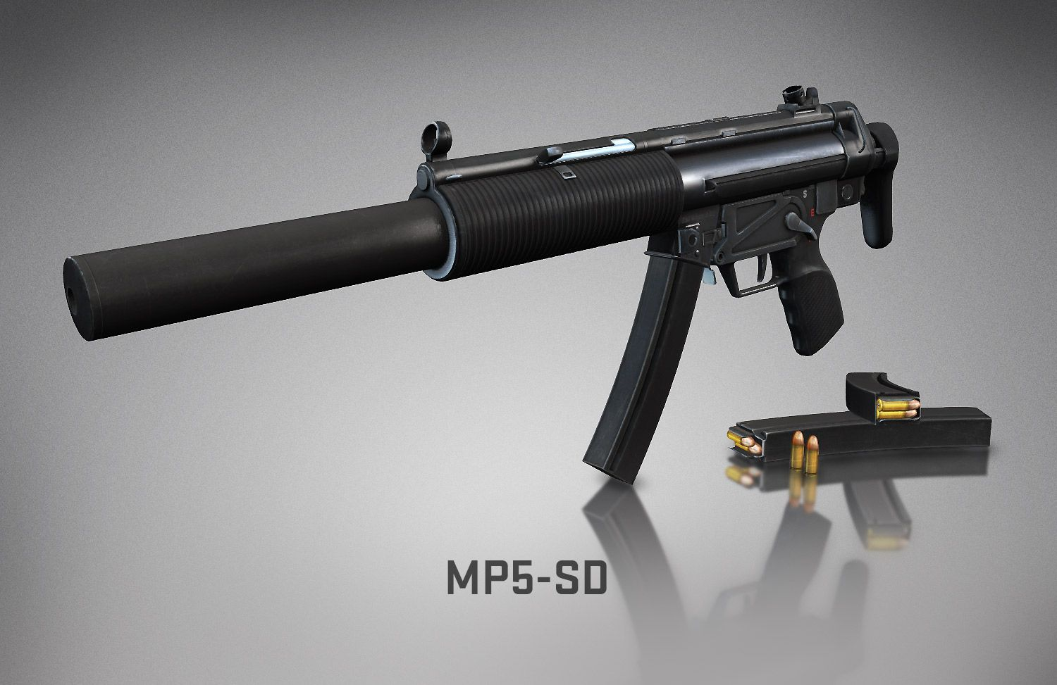 Counter strike Global Offensive is bringing back the mp5, csgo trae de vuelta la icónica smg mp5