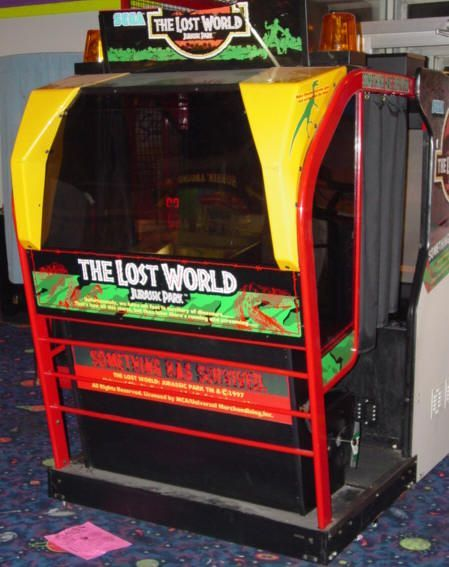 Arcade Jurassic Park The lost world