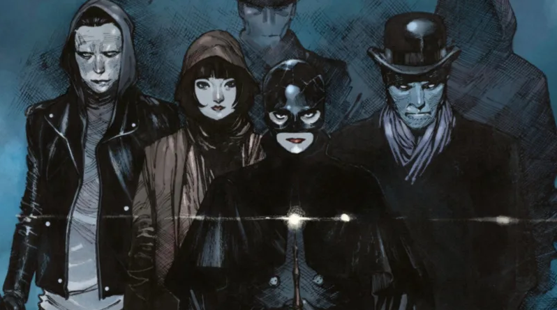 The Magic Order: El mágico mundo de Mark Millar