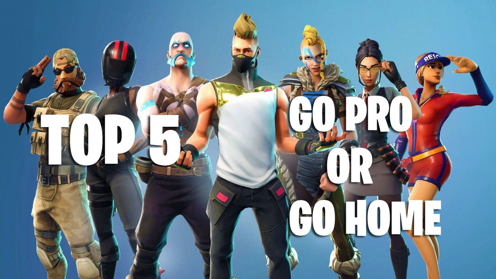 5 Tips esenciales para Fortnite Battle Royal