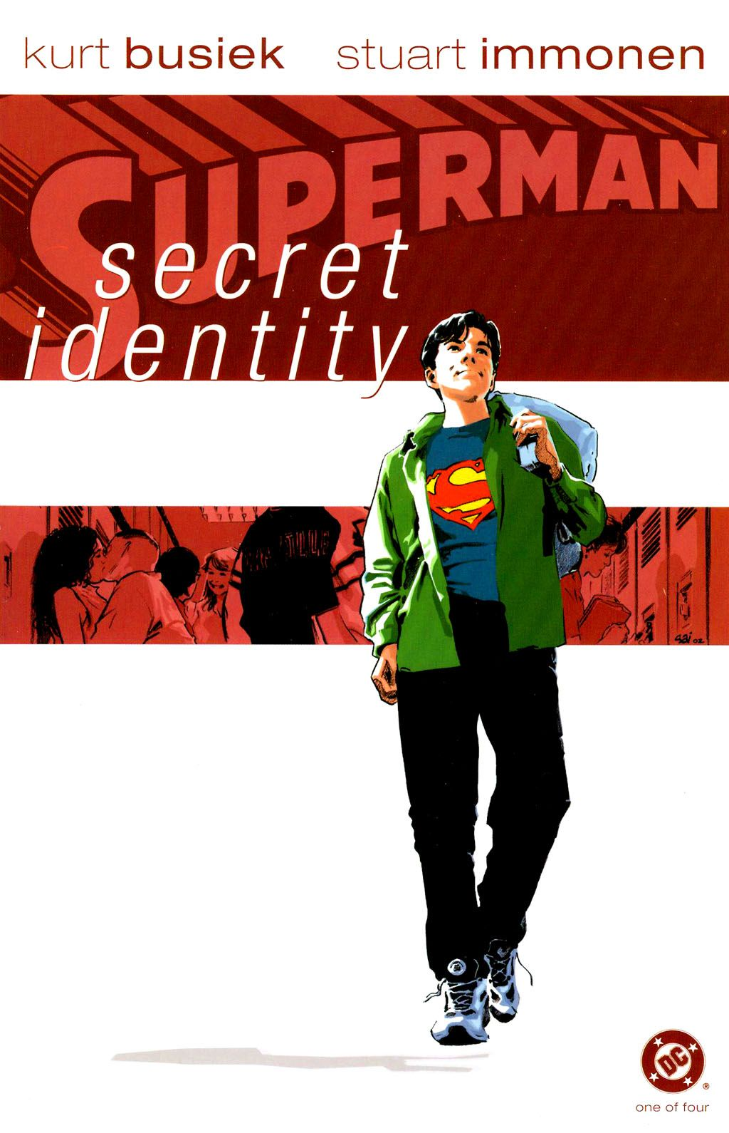 Superman: Secret Identity - La humanidad del superhombre