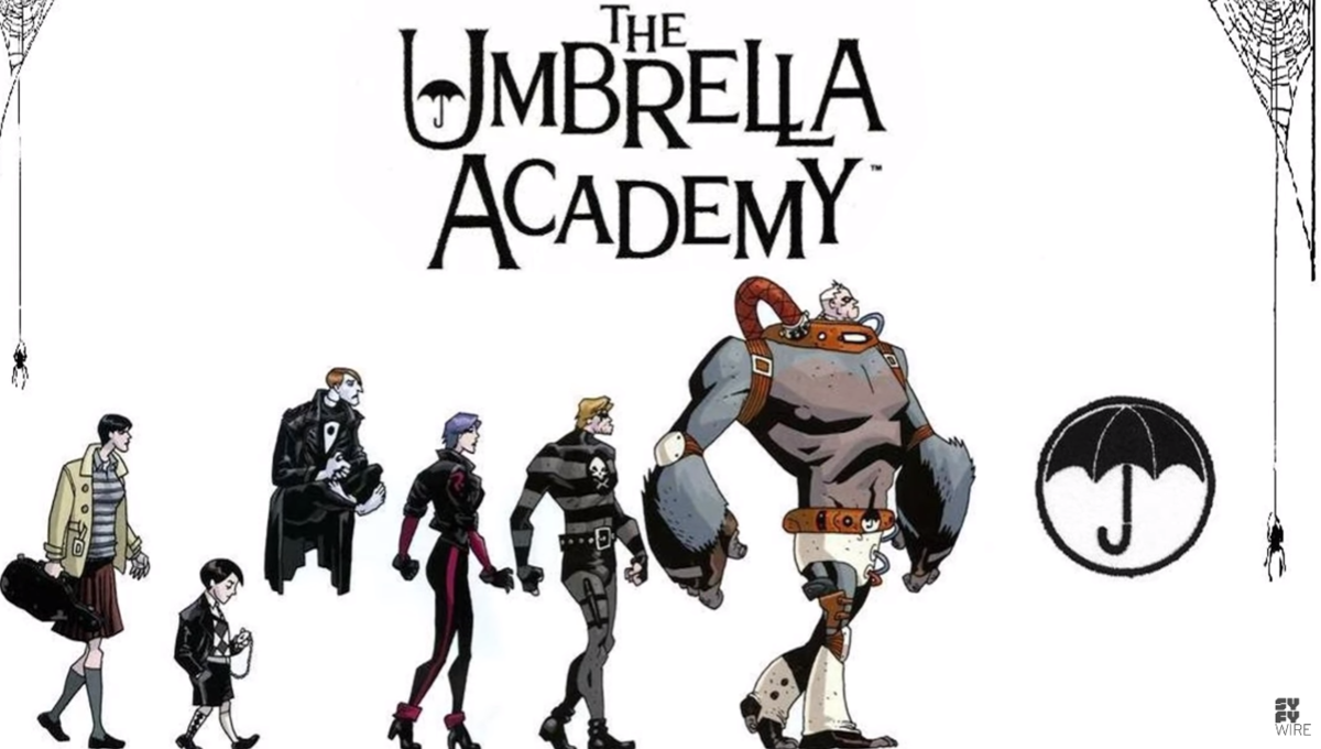 The Umbrella Academy: Apocalypse Suite - ¿Te quieres morir ese?
